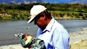 Niño desnutrido en Guatemala. Foto: cortesía Fundación esperanza de Vida