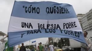 Peregrinos argentinos