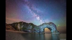 Arco al cielo © Stephen Banks