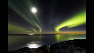 Cometa Panstarrs © Ingólfur Bjargmundsson