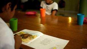 Trabalho voluntário no sul do país começou em 2000 Foto: Myles Estey