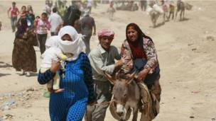 सीरिया के शरणार्थी