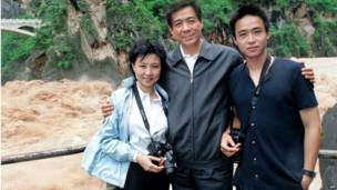 Bạc Hy Lai và vợ con