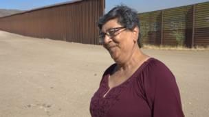 Paula Campos Parra, madre de dos migrantes muertos