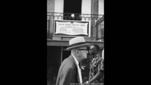 वाशिंगटन मार्च, 28 अगस्त, 1963. एस्टेट ऑफ लियोनार्ड फ़्रीड/मैग्नम फोटोज़