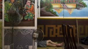 चीन में भूखे भूतों को भोजन कराने का उत्सव