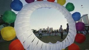 सिंगापुर पतंग उत्सव