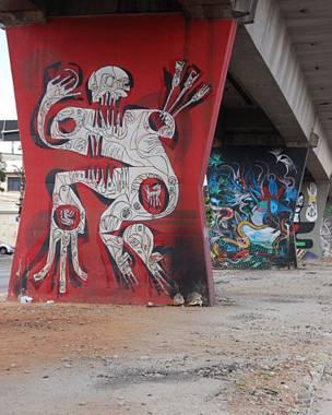 Grafiti en Sao Paulo