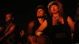 ब्लैक रॉक म्यूजिक फेस्टिवल, नेवाडा, अमरीका