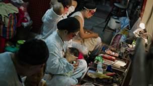 थाईलैंड में घुमक्कड़ नाटक परंपरा