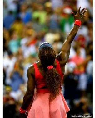 दुनिया की नंबर एक महिला टेनिस खिलाड़ी सेरेना विलियम्स ने पांचवा यूएस ओपन खिताब जीता है.