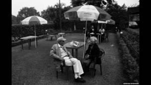 कोलकाता रैंजर्स क्लब में एंग्लो इंडियन