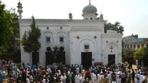 पेशावर चर्च हमला