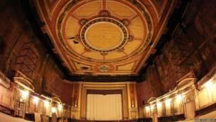 亞歷山德拉宮的BBC攝影棚