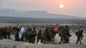इसराइल कैराकेल बटालियन