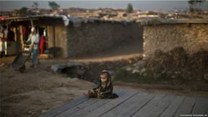 अफ़ग़ानी बच्चा