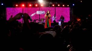 अफ़ग़ानिस्तान, काबुल, लाइव म्युजिक कंसर्ट, अंतरराष्ट्रीय संगीत समारोह,