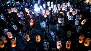 लालटेन फेस्टिवल, जापान