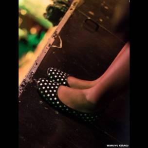 Zapatos con pintas