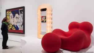 Pop Art Design, Installation image, © Gar Powell-Evans 2013. Courtesy Barbican Art Gallery