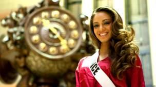 मिस यूनिवर्स 2013, सौंदर्य प्रतियोगिता, मास्को, रूस, नवंबर, मिस फ्रांस