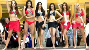 मिस यूनिवर्स 2013 प्रतियोगिता
