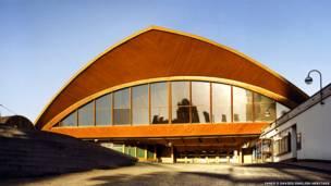 Exposição celebra a arquitetura do pós-guerra na Inglaterra