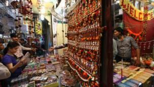 दिल्ली, दीपावली