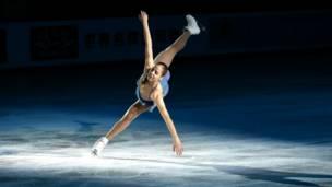 फ़िगर स्केटिंग प्रतियोगिता