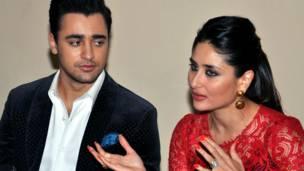 करीना कपूर और इमरान खान