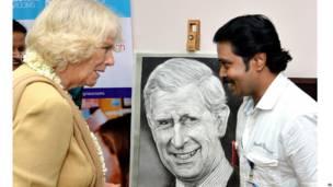 प्रिंस चार्ल्स और डचेज़ ऑफ़ कार्नवल कैमिला की भारत यात्रा