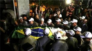 ब्राज़ील के पूर्व राष्ट्रपति जोओ गुलार्ट , मृत्यु 1976