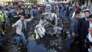 लेबनान, ईरानी दूतावास में धमाका