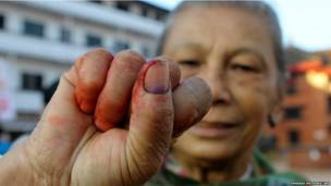 तस्वीरें, नेपाल, चुनाव