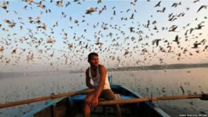 तस्वीरें, दिल्ली, यमुना