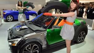 Tokyo Motor Show, टोक्यो मोटर शो 2013