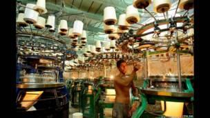 Fábrica en Calcuta