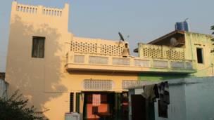 शामी का घर