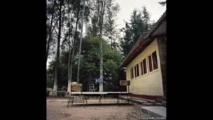 मैक्सिको के जूनियर हाई स्कूल की तस्वीर