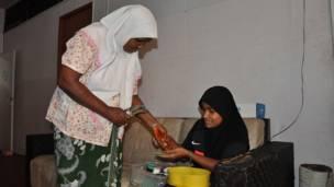 malaysia rohingya