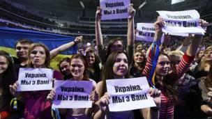 Solidaridad de los bielorrusos