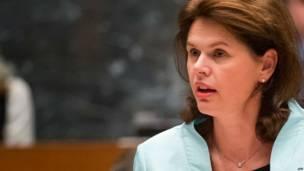 स्लोवेनिया की प्रधानमंत्री ब्रातुसेक, समाचार एजेंसी एएफ़पी