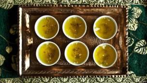 कश्मीर की केसर वाली चाय