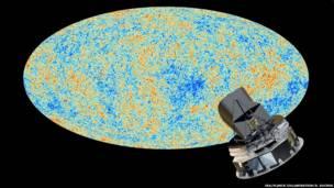 Foto de la Agencia Espacial Europea ESA. ESA/Planck Collaboration/D. Ducros