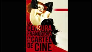 Livro mostra como o regime cobriu decotes na Espanha franquista.