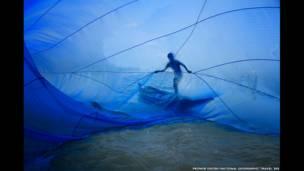 बांग्लादेश के मछुआरे