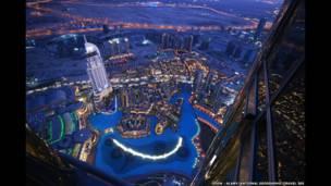 बुर्ज़ ख़लीफ़ा, दुबई