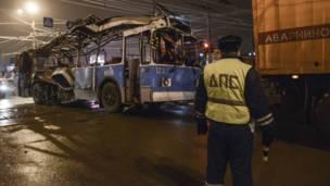 Другий за добу вибух у Волгограді