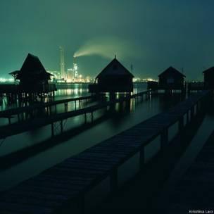 ночь, фото