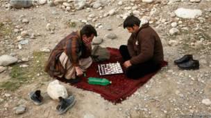 अफ़गानिस्तान, शतरंज